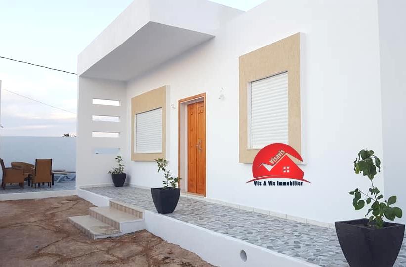 Villa style moderne