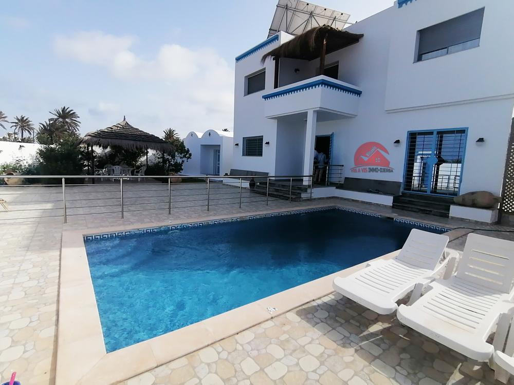 Location vacances de villa à Tezdaine - Réf L561