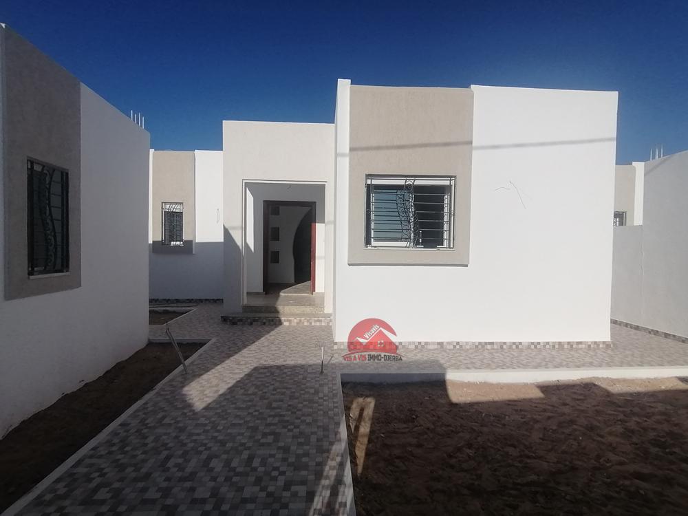 Vente Maison neuve de plain-pied - Réf V493