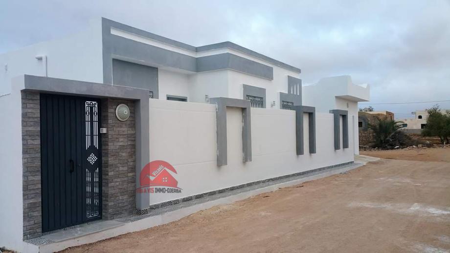 Grande villa neuve à vendre - Réf V497