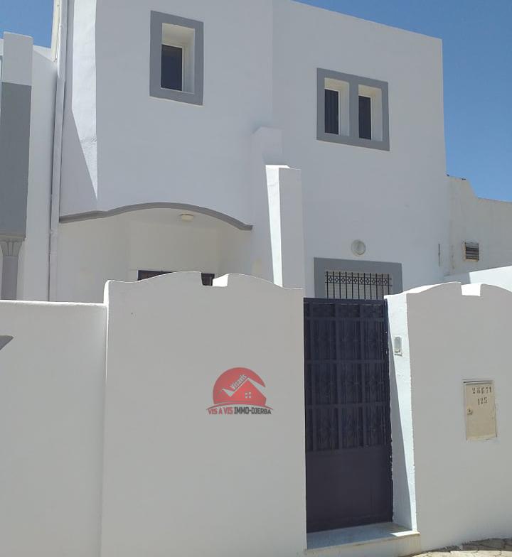 Vente duplex à Djerba - V498