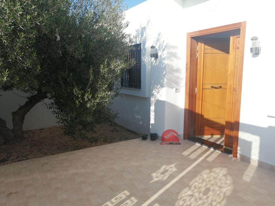 Location villa plain pied sans meubles - Réf L589