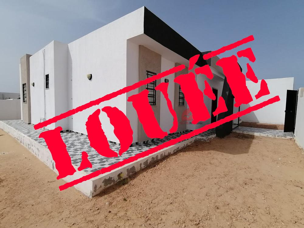 Location maison sans meubles - L585