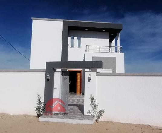 Vente villa neuve à Djerba - Réf V508