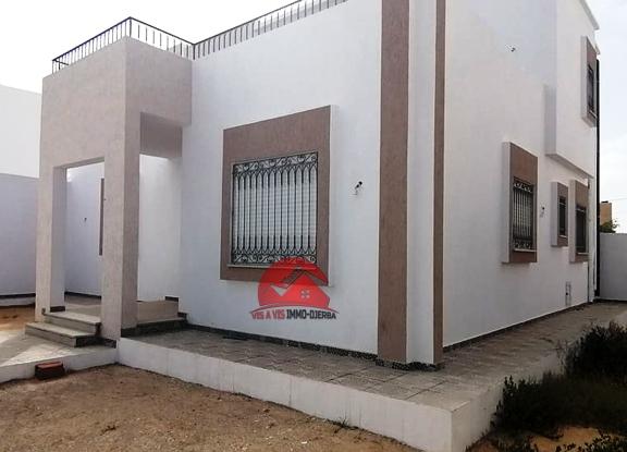 Location annuelle de villa neuve - Réf L603