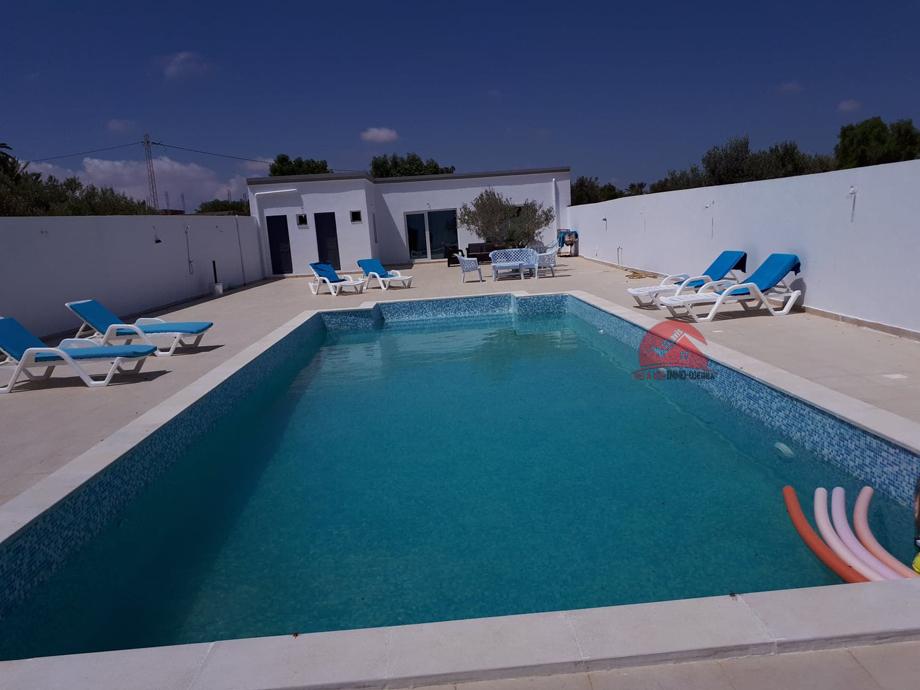 Villa de vacances à Tezdaine  - Réf L498