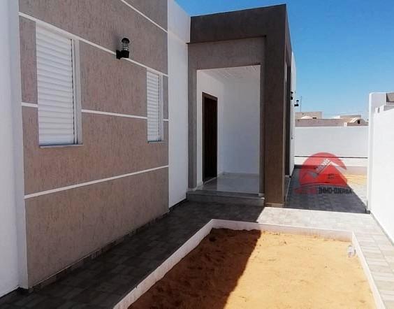 Vente maison plain-pied 3 chambres - Réf V519