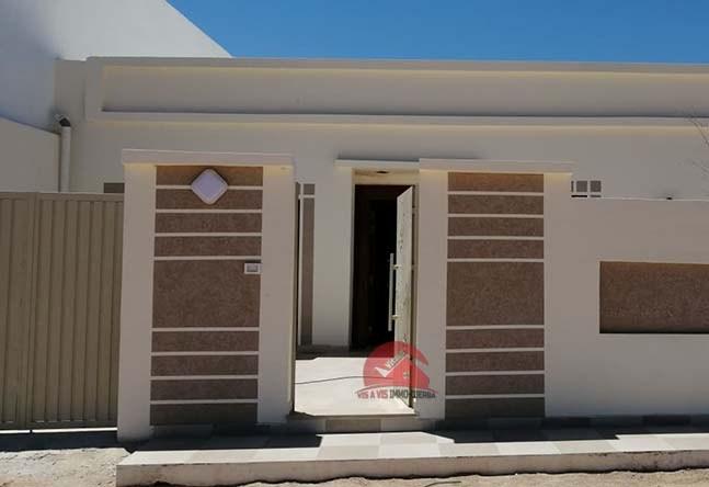Vente maison neuve plain-pied - Réf V525