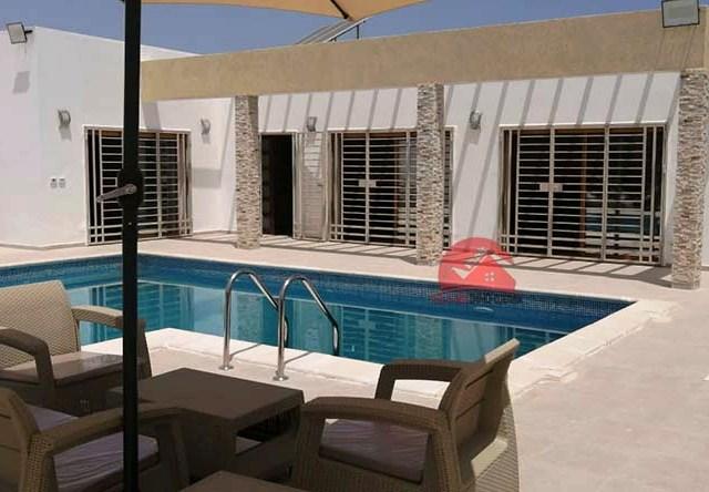 Villa neuve pour vacances à Djerba - Réf L624