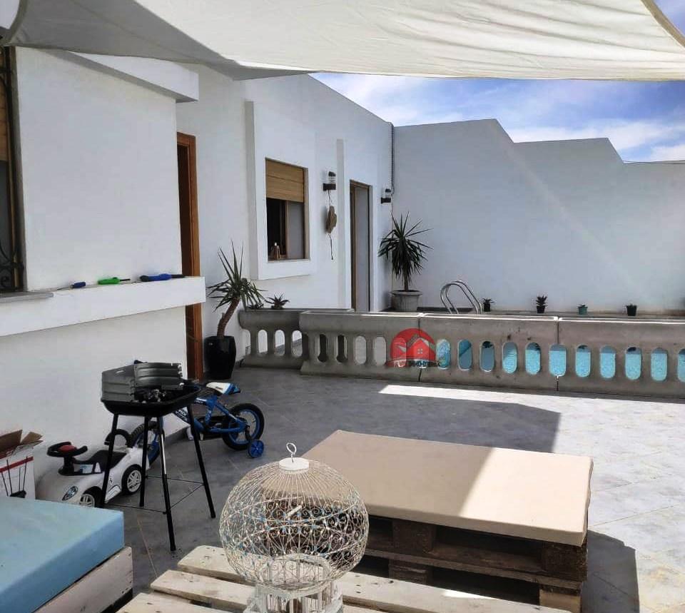 Location Villa meublée Pour longue durée - Réf L625