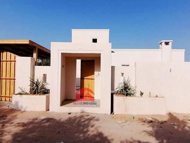 Vente immobilier d'exception à Djerba - Réf H536