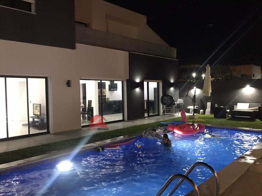 Villa avec piscine privée à Midoun - Réf L633
