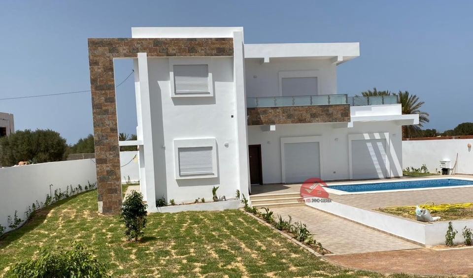 Vente villa haut de gamme à Aghir - Réf V546