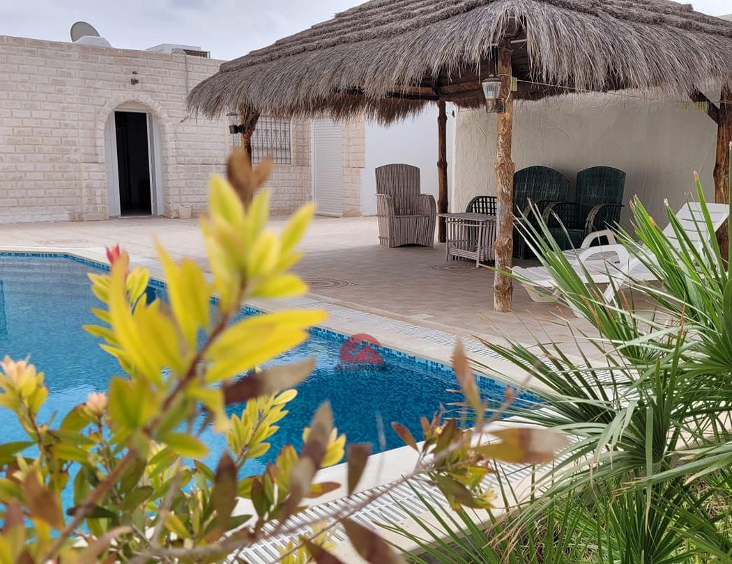Location villa de vacances à Midoun Djerba - Réf L629